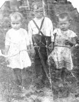 Пахомычевы: Аня, Вася и Вера