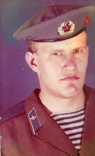 Валерий Николаевич Усков