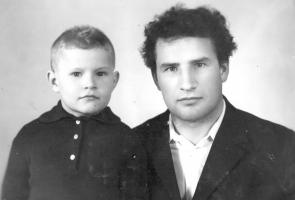 Валера и Николай Усковы