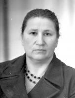 Вера Фоминична Ускова (Кашина)