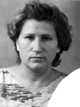 Вера Фоминична Кашина (Ускова)