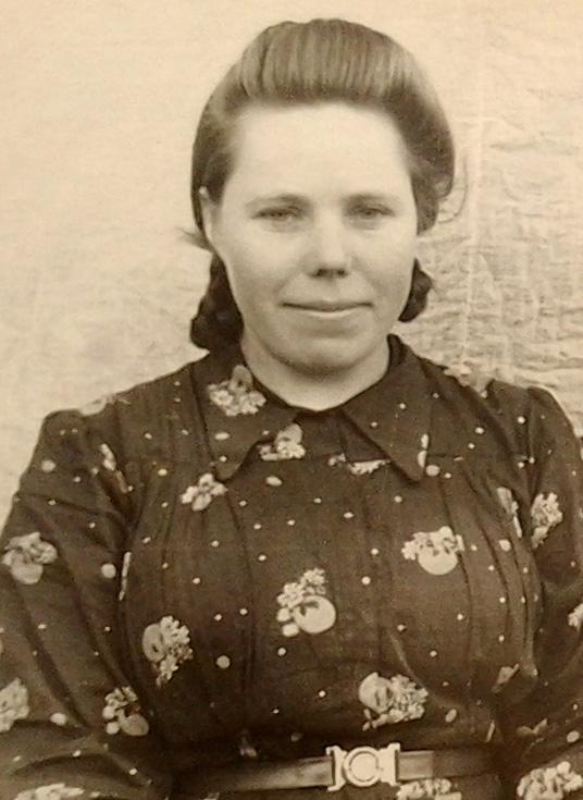 Анна Степеновна Родионова (Ерошина)