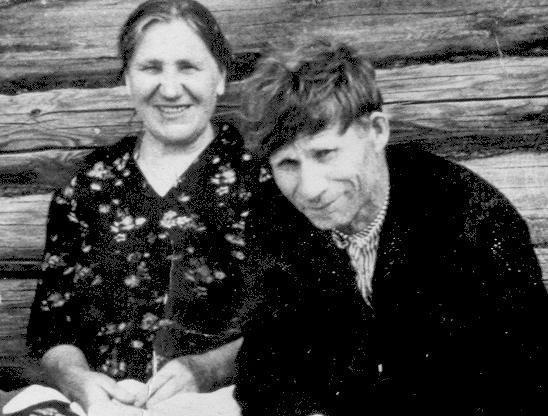 Фома Михайлович Усков, Наталья Ивановна Хализова (Ускова)