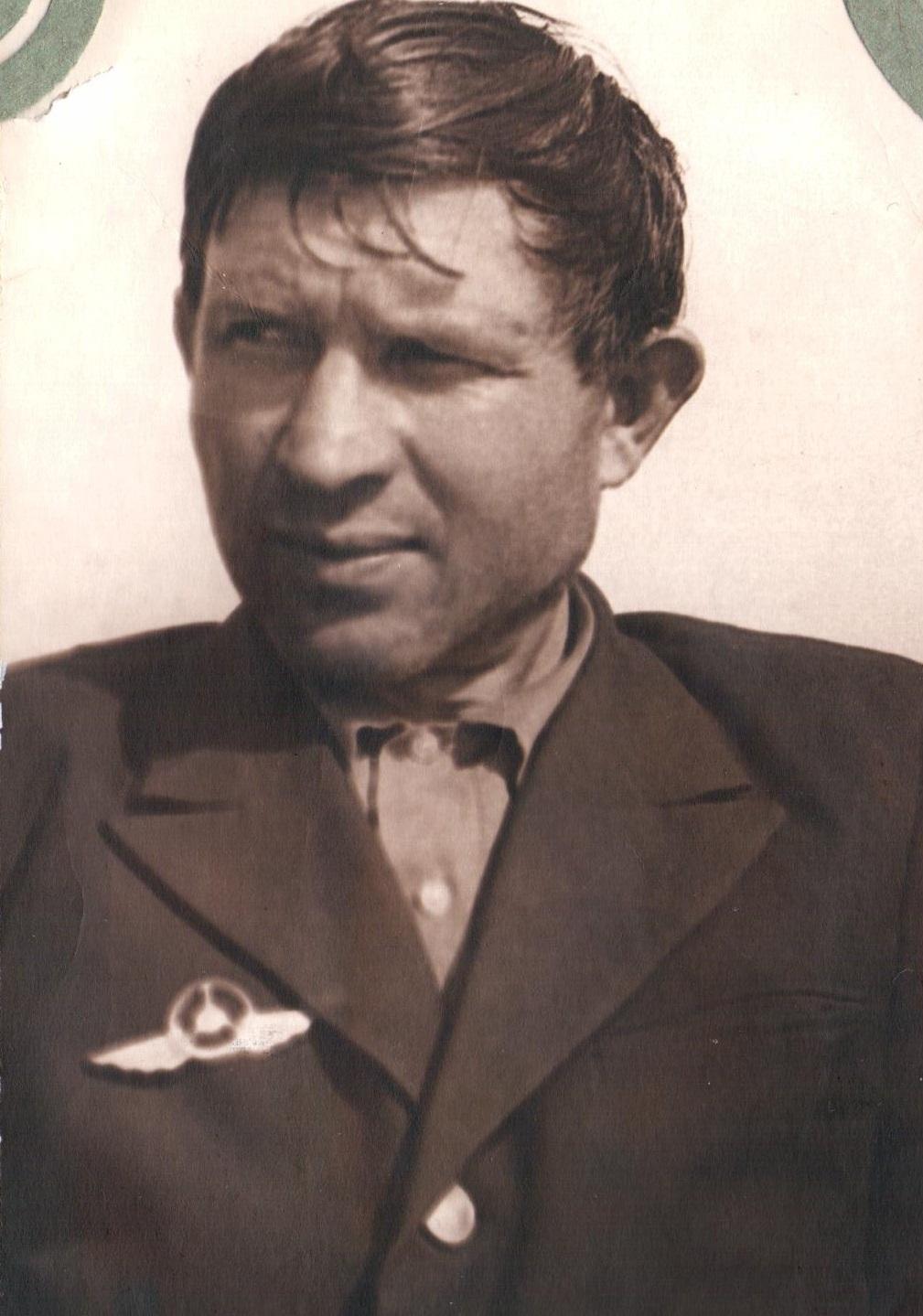 Пахомычев Сергей Иванович 06.09.29.-14.11.86.