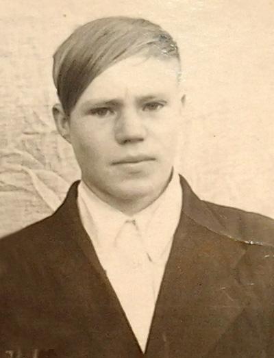 Василий Степанович Ерошин
