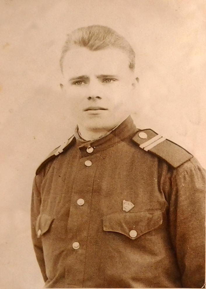 Виктор Степанович Ерошин