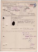 Халезов Григорий Иванович. Похоронка из немецкого плена