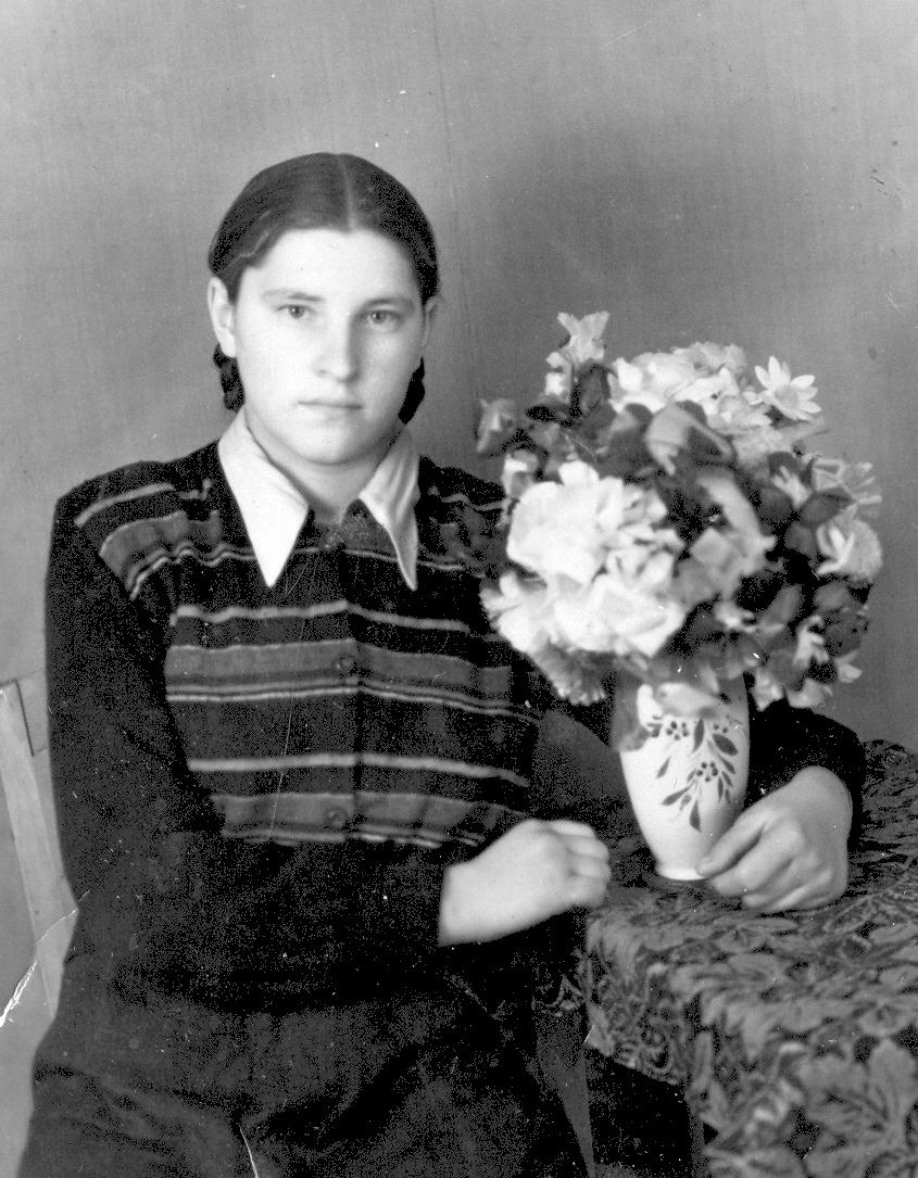 Анна Павловна Куприянова (Пахомычева)